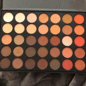 Morphe 350 Nature Glow Palette Authentic